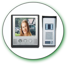 Display Video Door Phone