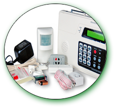 Deter with Intruder Alarm System